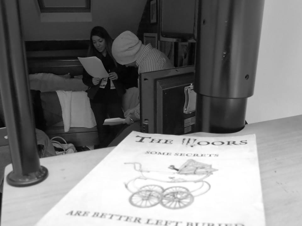 The Moors Reading 2
