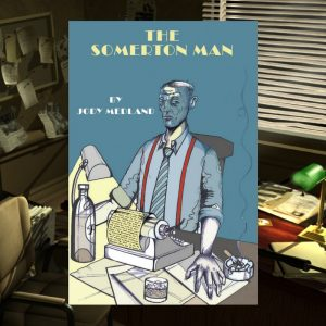 Mystery novel The Somerton Man, written by Jody Medland