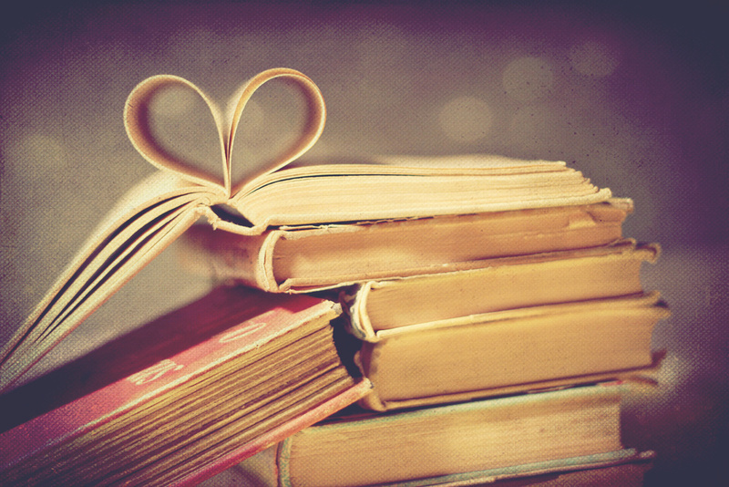 Free competition to win books this Valentine's Day